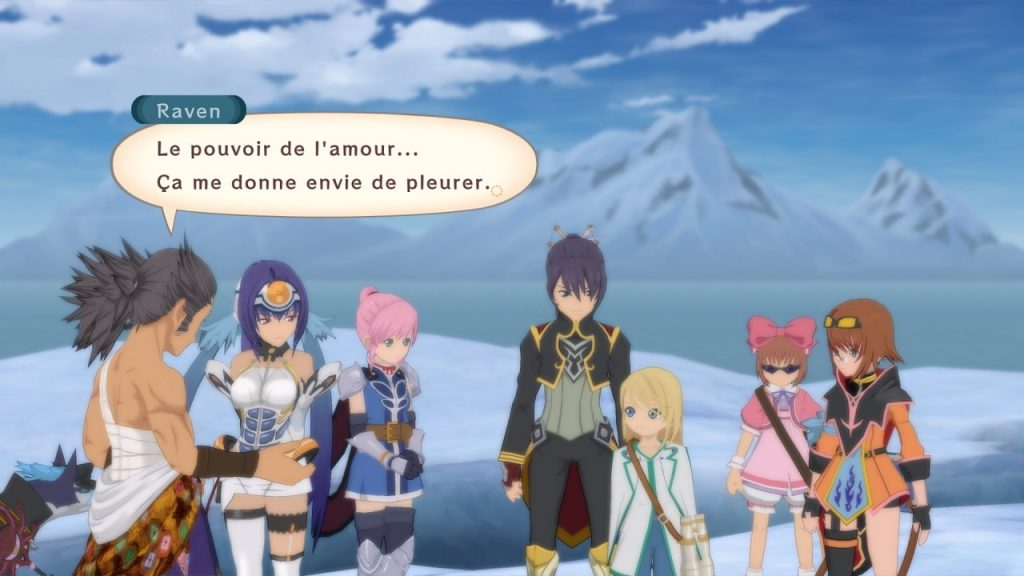 Tales of Vesperia Definitive Edition - PS4
