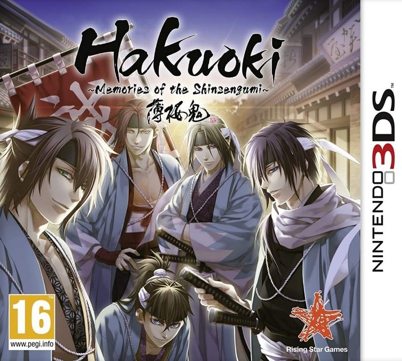 Hakuoki – Memories of the Shinsengumi