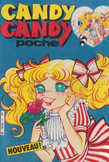 Candy Candy Poche