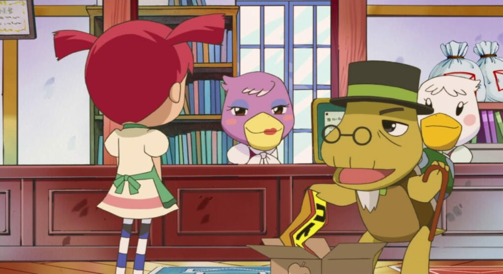 Tortimer - Animal Crossing (film)