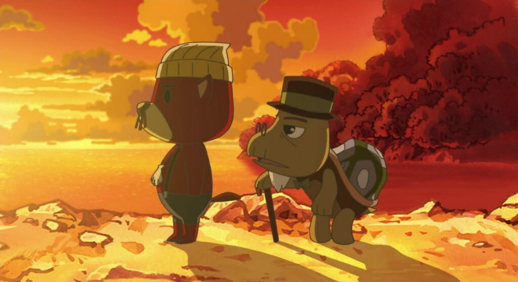 Pascal - Animal Crossing (film)