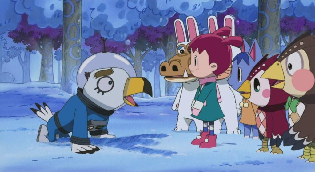 Gulliver - Animal Crossing (film)
