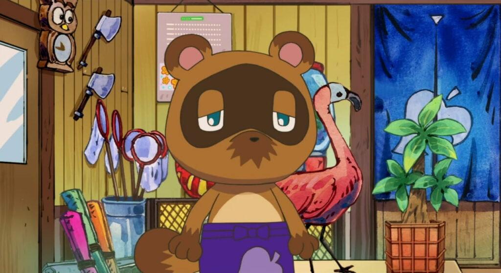 Tom Nook - Animal Crossing (film)