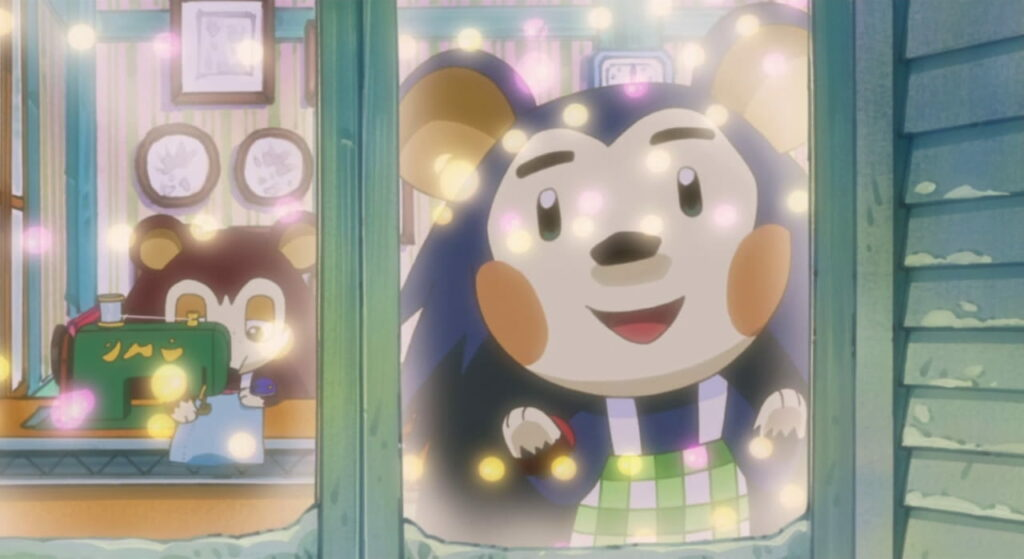 Cousette et Layette - Animal Crossing (film)