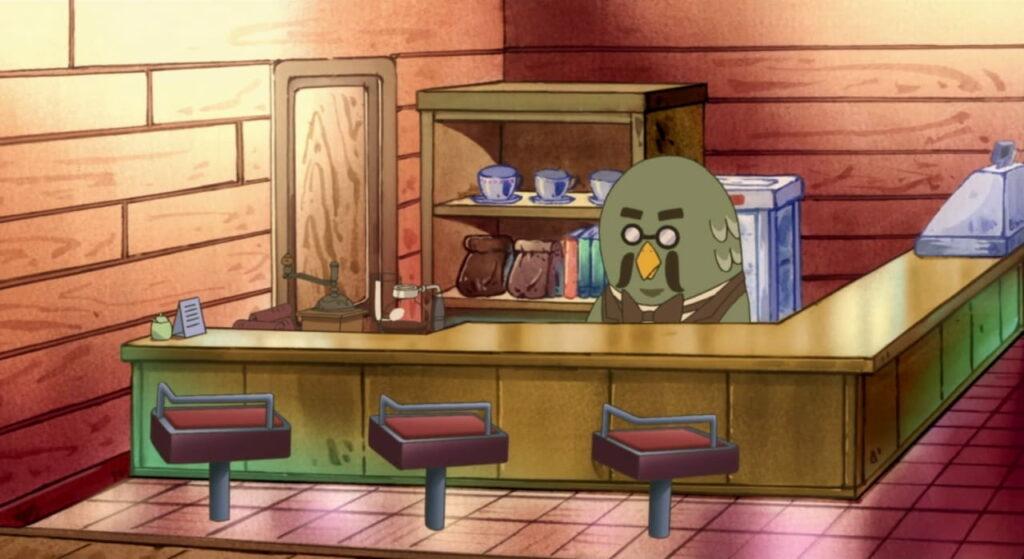 Robusto - Animal Crossing (film)