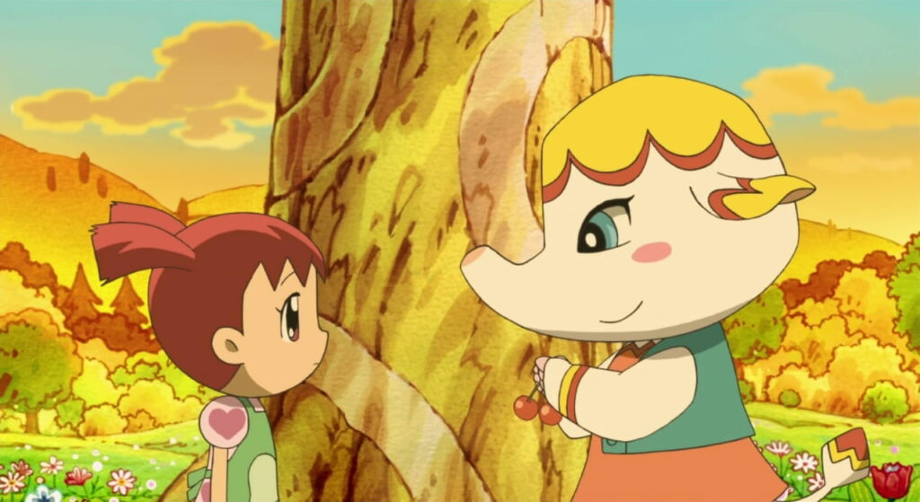 Maggy - Animal Crossing (film)