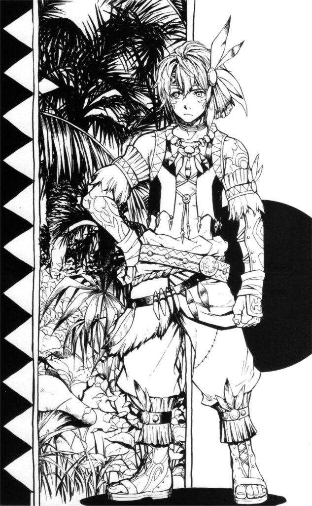 Xenoblade - Nariyuki Vision
