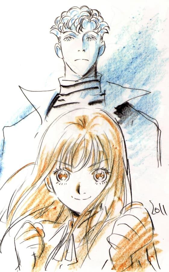 Umakoshi Yoshihiko Gengashuu vol.3